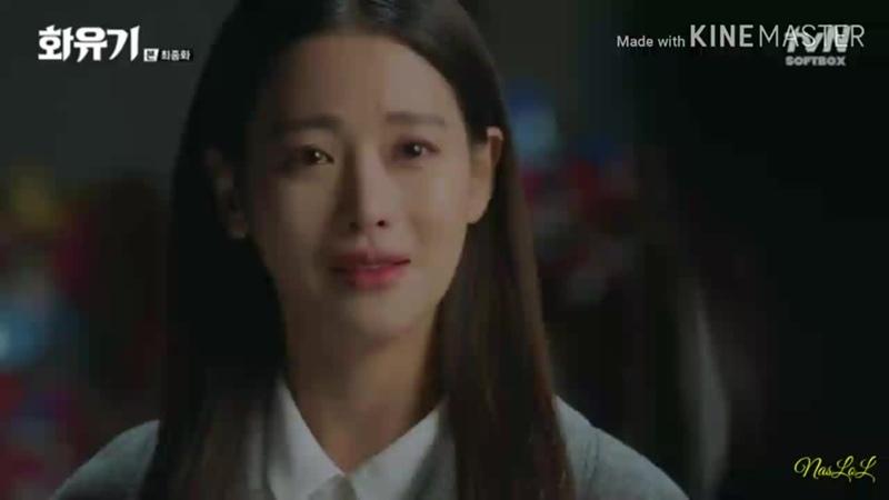 Клип на дораму Хваюги Корейская одиссея A Korean Odyssey 화유기 - Молчишь