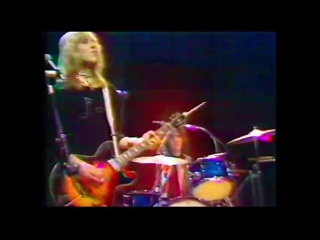Rush - live at the Bandstand * 74 - Working Man, very rare live coverage of Rush with Alex Lifeson, John Rutsey and Geddy Lee