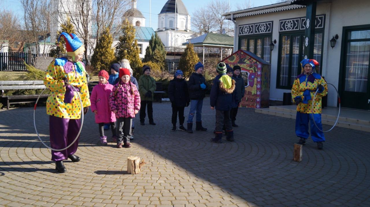 В учреждениях культуры Ростовской области проходят праздничные мероприятия, посвященные Масленице