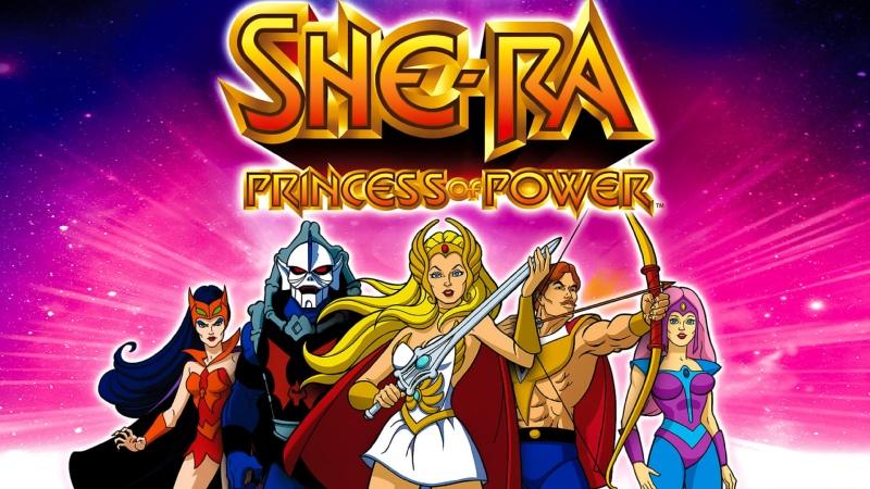 Непобедимая принцесса Ши Ра She Ra Princess of Power 1 й сезон 21 35 серии 1985 г
