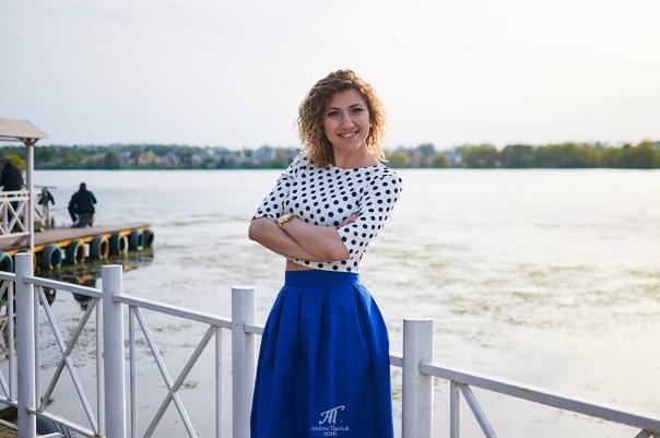 Віра Миронюк, Ровно, Украина
