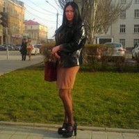 Фотография страницы Анны Екимовой ВКонтакте