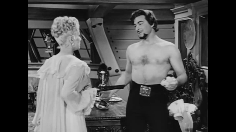 British - Captain Kidd And The Slave Girl 1954 in english eng