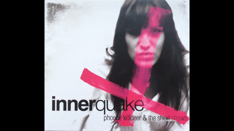 Phoebe KiLLdeer The Short Straws Fade Out Line 2011 Made In France