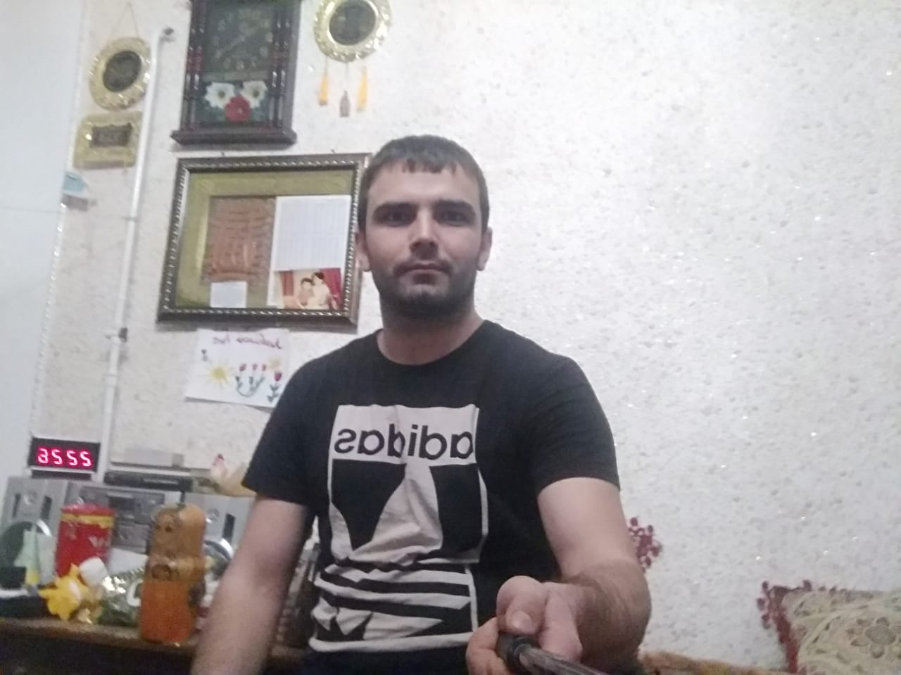 Азрет, 32, Ust'-Dzheguta