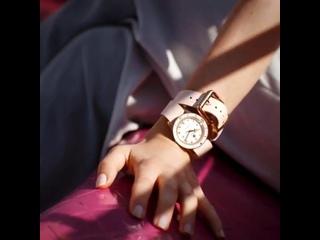 วิดีโอโดย Оригинальные швейцарские часы в салонах HAROLD