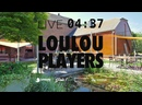 Loulou Players @ Music Please Goes Stream 2 Le D'Arville, Assesse, BELGIUM (14 06 2020)