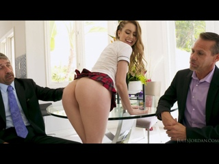 Jill Kassidy Sucks Three Cocks At The Same Time [PornCube, ПОРНО ВК new Porn vk, HD 1080 Blowjobs