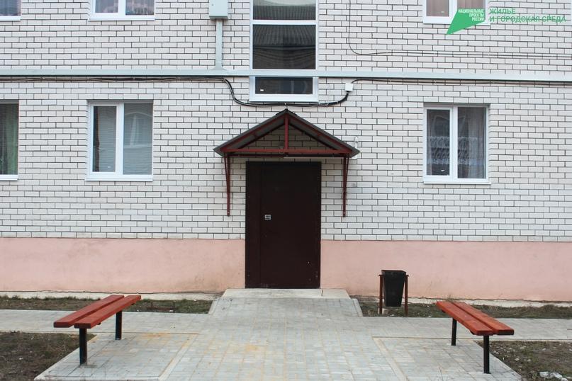 В поселке Каменка 31 человек переехал в новые квартиры благодаря нацпроекту, изображение №4