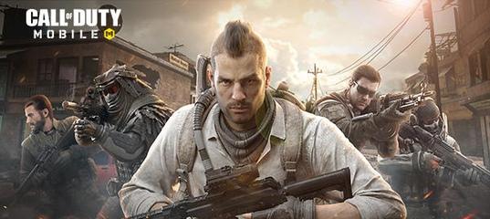 Вступай в бой! Присоединяйся к Call of Duty Mobile!