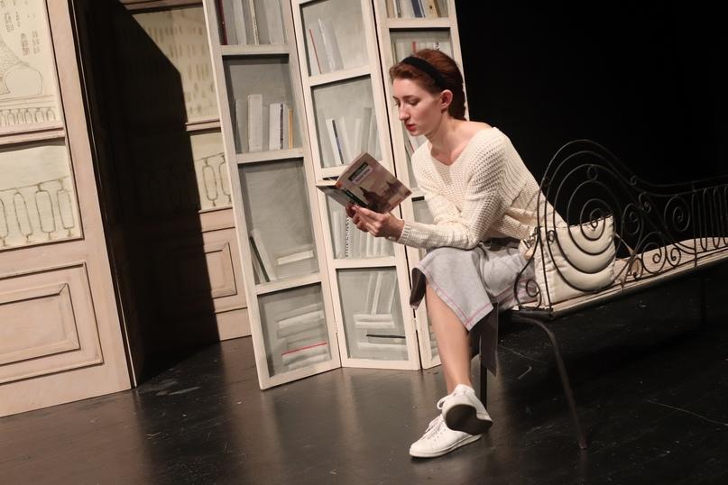 Спектакль «Белые ночи» Владимирского областного театра кукол