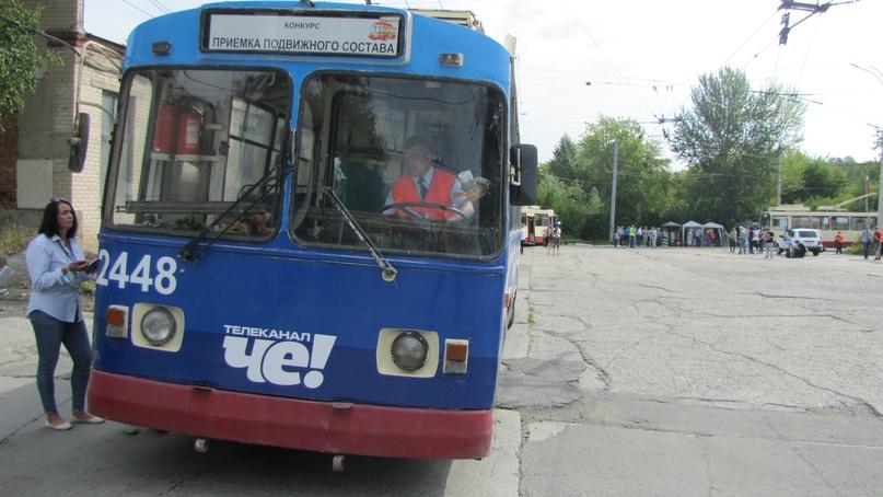 Конкурс профессионального мастерства среди водителей троллейбуса— 2021., изображение №33