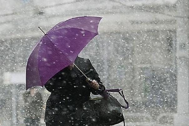 Синоптики спрогнозировали снег, дождь и сильный ветер на 26-28 марта в Забайкалье