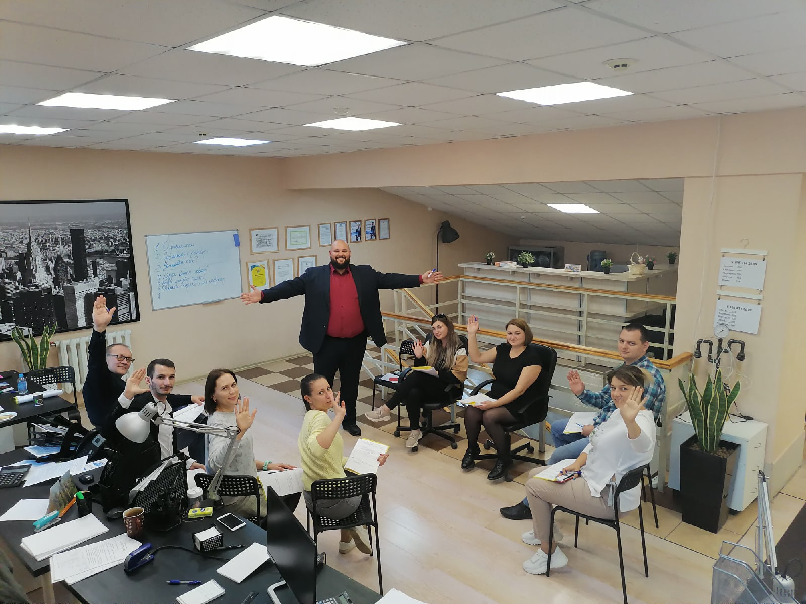 Тренинг ораторского мастерства и публичных выступлений в Москве