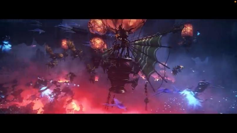 Великий Катай, новый лор Warhammer Fantasy и Total War III, изображение №12