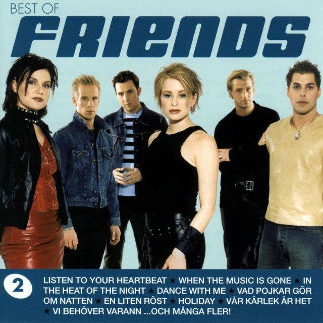 Friends album Best Of Friends (2 CD)