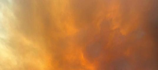 Читинцы стали свидетелями сильных пожаров в Турции