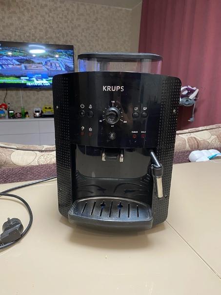 Кофемашина, KRUPSСостояние нормальное, есть жизнен...