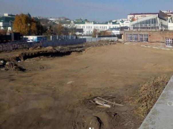 На месте котлована у «Летура» в Омске построят ске...