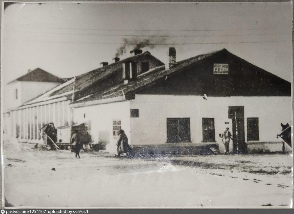 Здание хлебозавода, 1930 – 1937 гг.