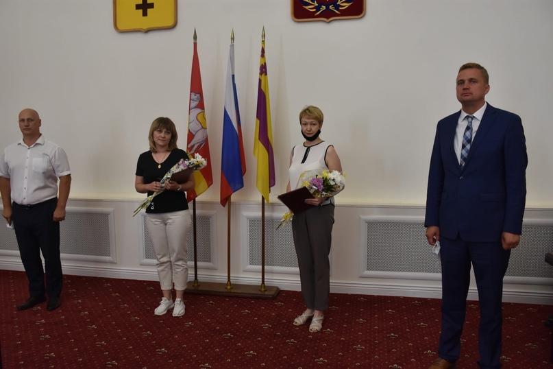📍 В администрации города состоялось аппаратное совещание