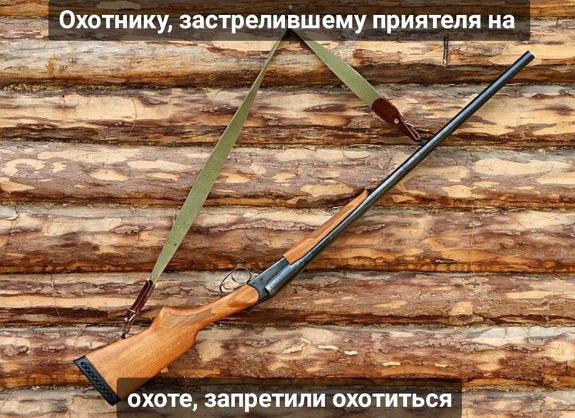 Охотнику, застрелившему приятеля на охоте, запретили охотиться