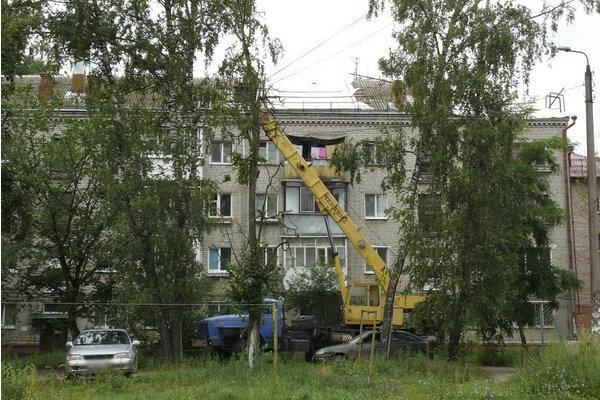 Брянские депутаты нагрянули с проверкой в ремонтируемые многоэтажки https://newsbryansk.ru/fn_735952.html... Брянск