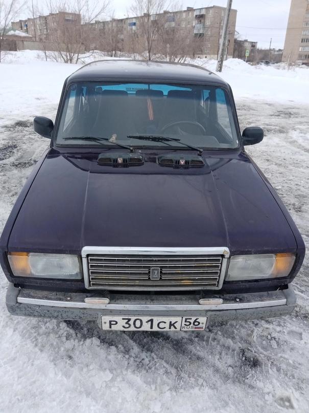 Купить 21074 2000г.в | Объявления Орска и Новотроицка №17891