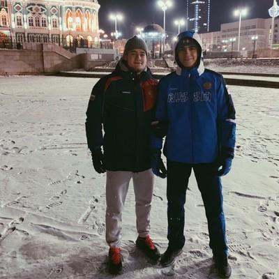 Максим Фасхудинов