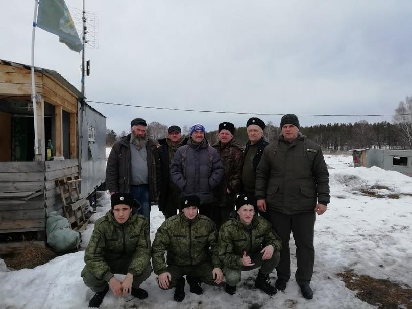 Подготовка к военно-полевым сборам., изображение №4