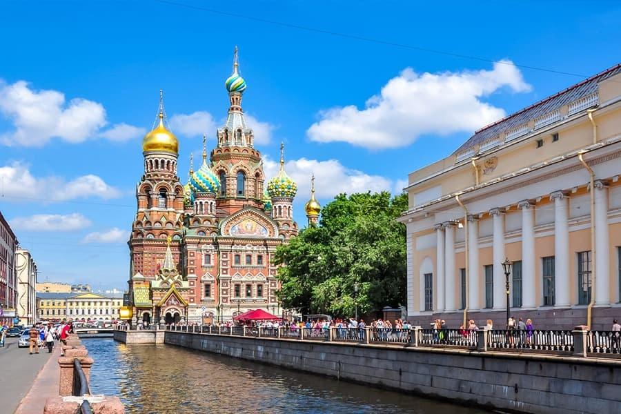 2022-09, Тур в Санкт-Петербург в сентябре, 7 дней (B)