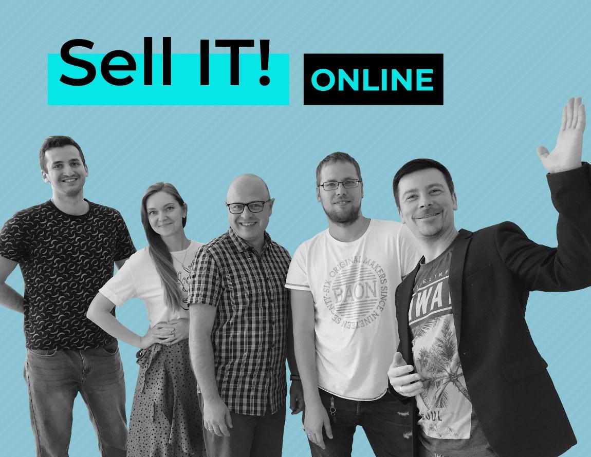 Sеll IT! Online. Айтишники учат продавать