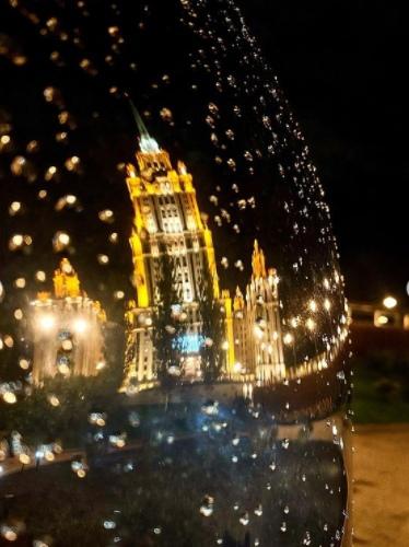 В ближайшие дни в столице начнутся дожди, выпадет более 2...