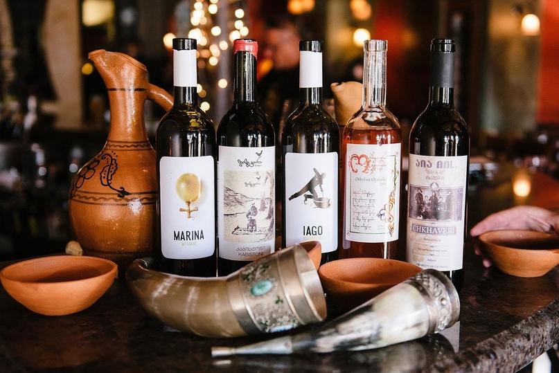 Пять бутылок вина разыграет ресторан «АйДаБаран» в бизнес-центре «Нагатинский»
