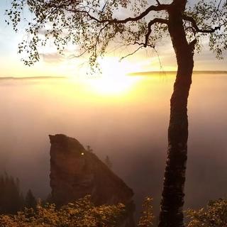 Еще одно путешествие выходных от сотрудников МАНАРАГИ: река Усьва и Усьвинские столбы