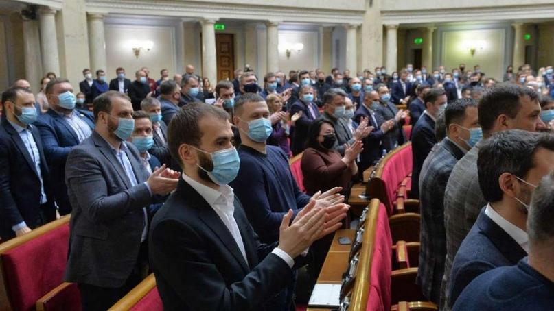 Верховная рада не признала выборы в Госдуму РФ