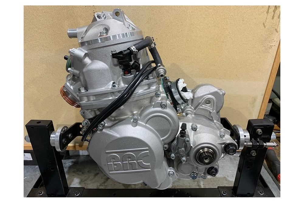 BRC Racing выпустили 500-кубовый двухтактный мотор MY17-21 TPI