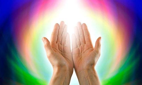 Исцеление людей руками