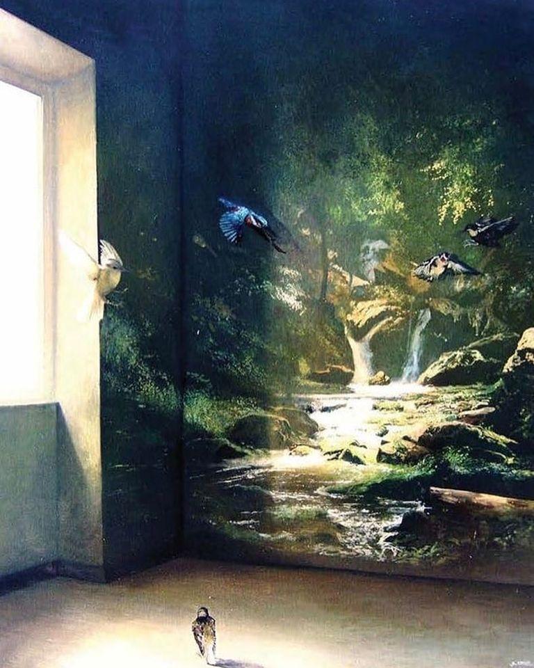 Французский художник-реалист. Alain Senez, изображение №8