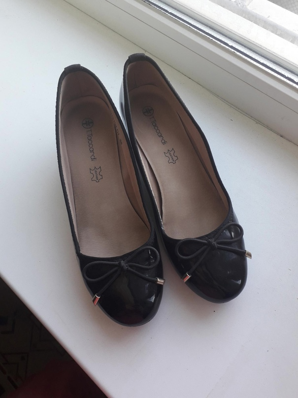 Туфли новые, 39 размер, надевались пару | Объявления Орска и Новотроицка №18218
