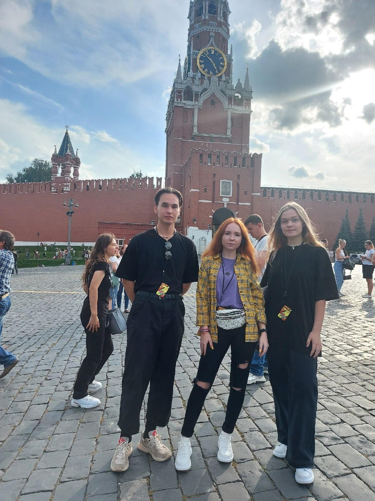 Можгинские школьники стали победителями Всероссийского конкурса «Страна