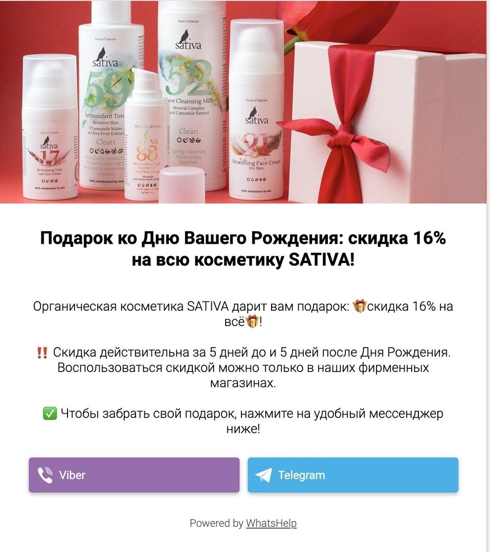 Кейс: 32 045 заявок по цене 0.52$ для бренда органической косметики через мессенджеры, изображение №29