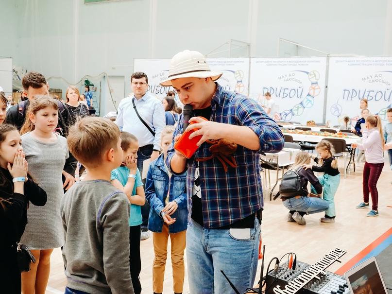 Семейная игротека Конструктория, Тюмень, 16 ноября 2019 - 26