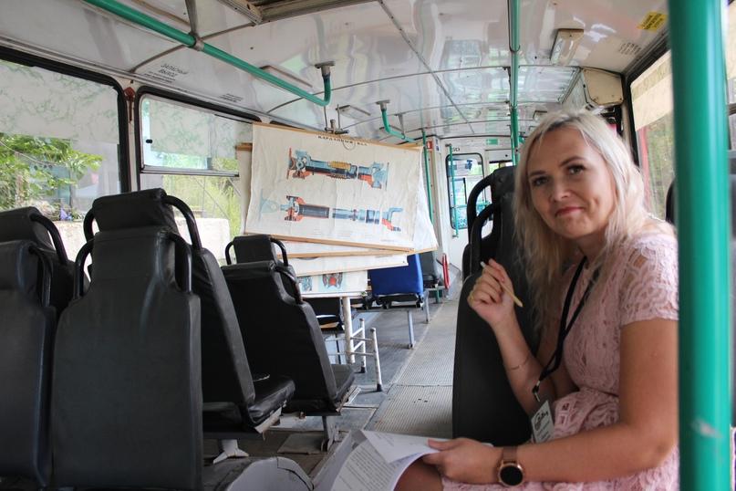 Конкурс профессионального мастерства среди водителей троллейбуса— 2021., изображение №54