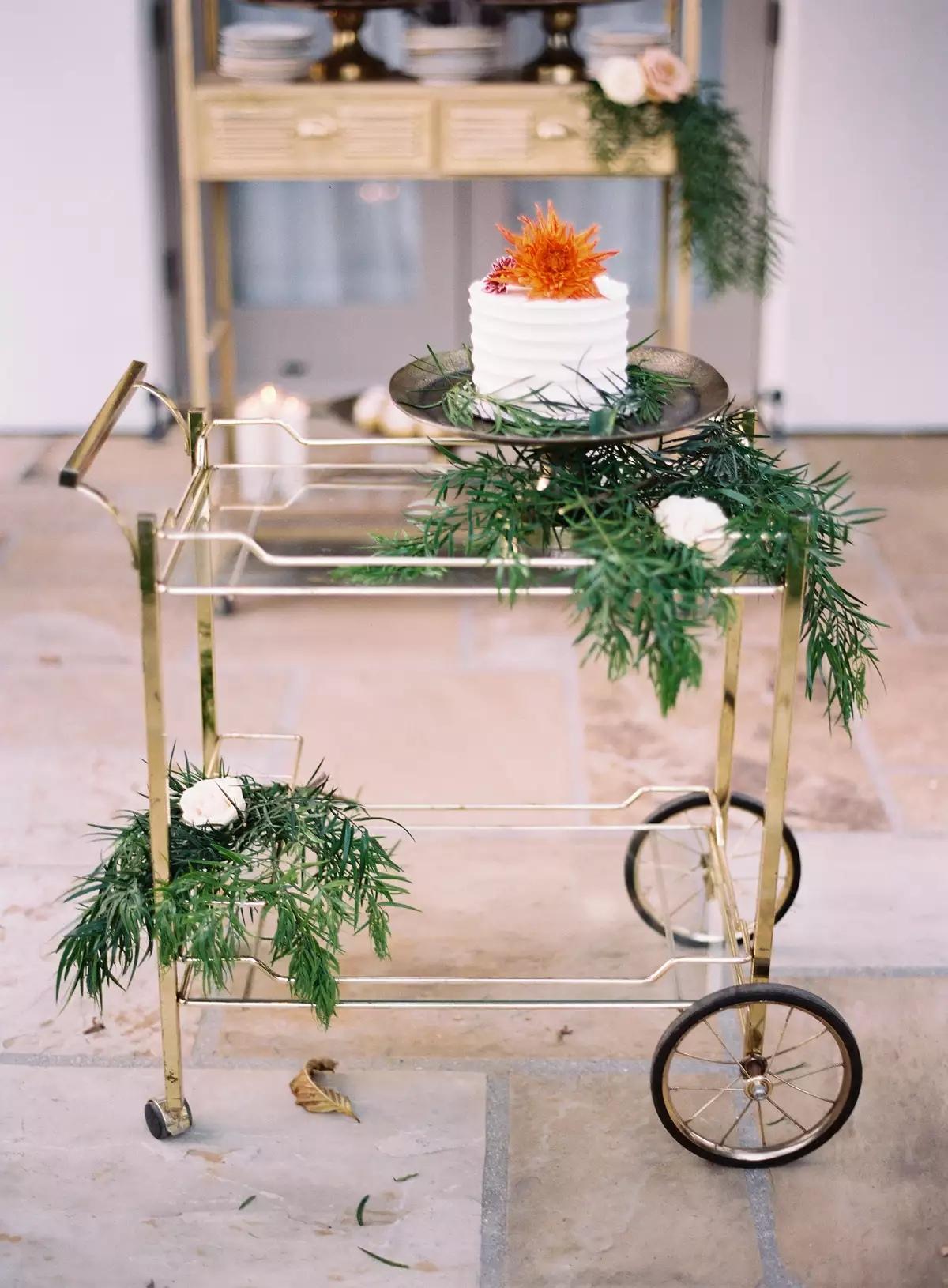 Wc8g zwcVxA - Маленькие свадебные торты