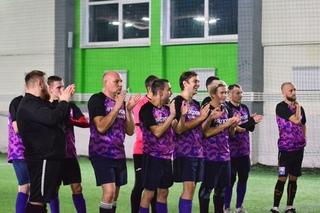 Награждение команд Высшей Лиги 2021г.
