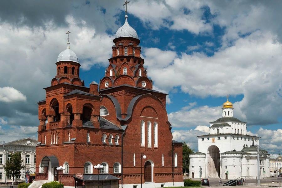 2022-06, Туры по Золотому кольцу из Тольятти на автобусе в июне, 5 дней (N)