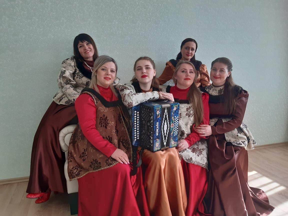 Народный ансамбль «Душечка» победил в номинации «Нескладушка»