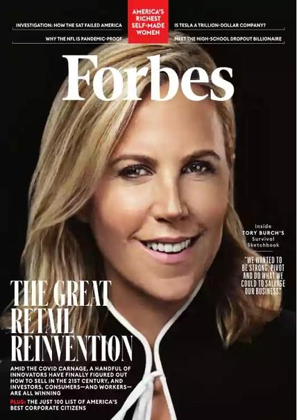 Forbes USA - November 2020