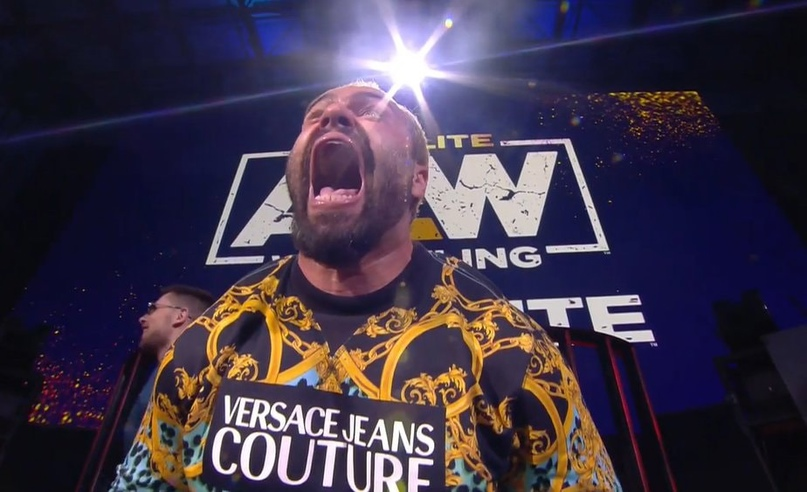 AEW Dynamite и WWE NXT 09.12.20, изображение №10